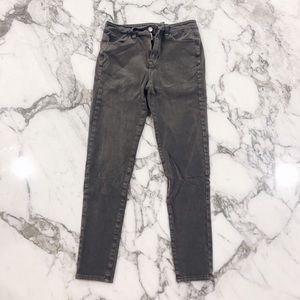 AE Grey Jeggings